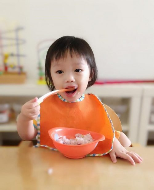 Solid Food for Infants