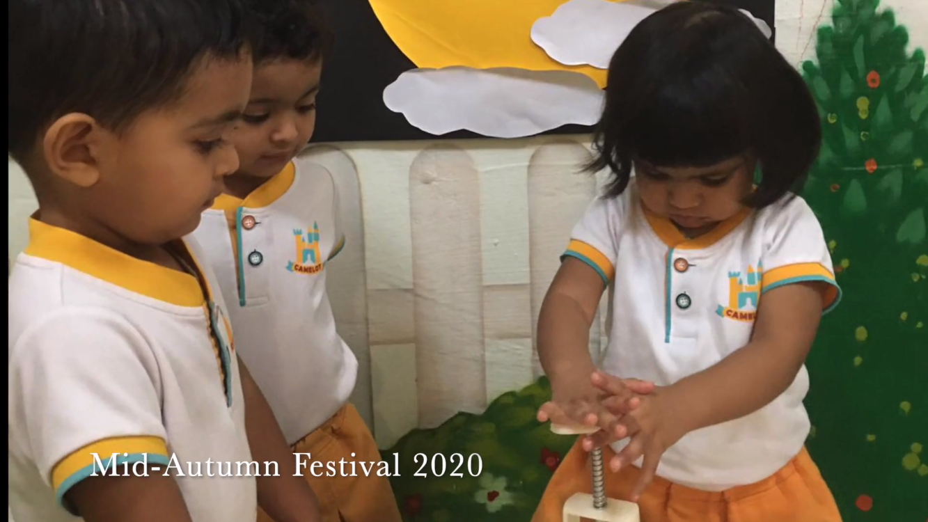Mooncake Festival 2020 Activity